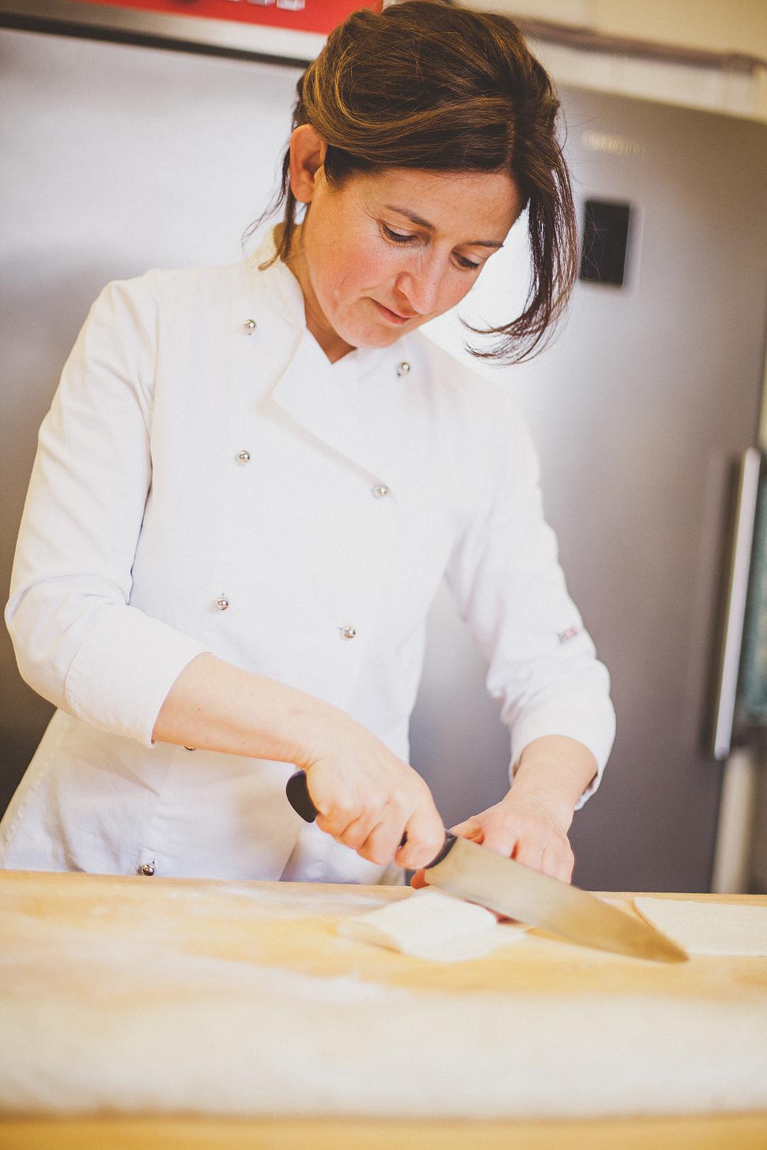 Licia Cagnoni Chef
